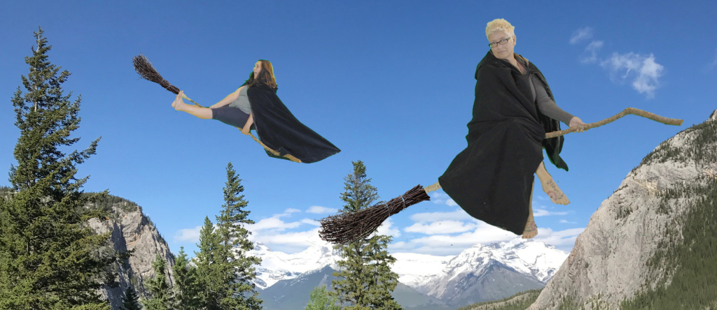 witches in banff no text